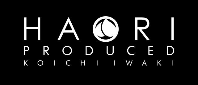 HAORI PRODUCED KOICHI IWAKI(ハオリ プロデュースド コウイチ イワキ)